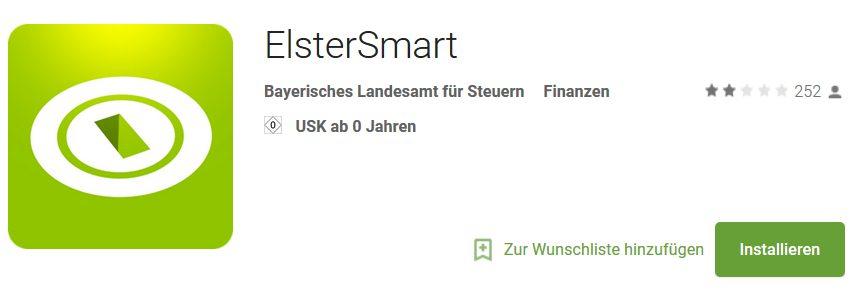 ElsterSmart App