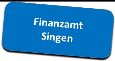 Finanzamt Singen - Kontaktdaten, Telefon, Bankverbindung