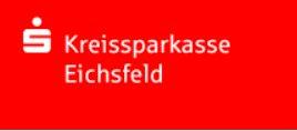 Logo der Kreissparkasse Eichsfeld